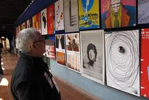 Photo Memories of BICeBé / by BICeBé Bienal del Cartel Bolivia
