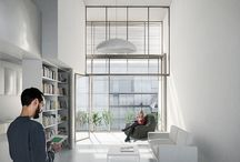 #ArchViz #Interior / Interior renderings of architectural projects...