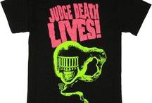 Judge Dredd Tees
