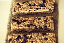 R-granola bars and energy balls