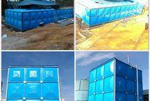 Fiberglass Bandung / Produsen & Fabrikator Tangki Fiberglass, Water Panel, Tempat Sampah Fiberglass, kursi stadion, menara kamuflase 08562200600