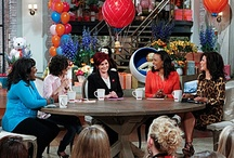"""Mrs. O's """"Million Dollar"""" Baby Shower Show!  / New grandmother Sharon Osbourne & """"The Talk"""" co-hosts throw a million dollar baby shower show with an audience of expectant mothers, Friday April 27, 2012!"""