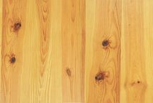 New Heart Pine Character Grade / ​The traditional hard pine of colonial and early homes throughout the east. A very durable wood that exhibits warm country charm with approximately 50% amber colored heart content and random scattered knots.