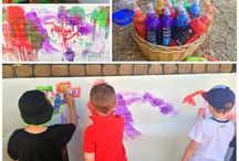 Art ideas early childhood
