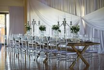 MENTORS WEDDING PIETER & LIZAAN / Beautiful yet simplistic elegance for this beautiful couple:)                   Decor done by Maynie Cawood