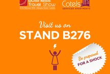 Business Travel Show, London 2016 / The Business Travel Show takes place at the Olympia, Hammersmith Road, London, W14 8UX on 24 to 25th February 2016. If you are attending, please come and visit us at stand B276. This show is UK and Europe's main annual exhibition and conference for corporate travel buyers, managers and bookers. It offers a central place to source relevant information related to the travel industry.
