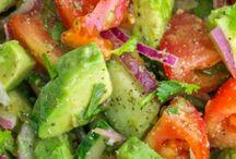 medly salads