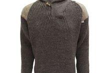 Niffi Ecosse Unisex Sweaters
