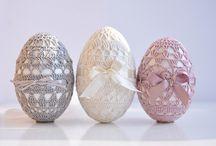 Wielkanocne inspiracje! / Czy Wy macie swoje ulubione dekoracje na Wielkanoc?