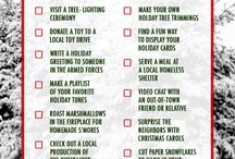 Things to do before Christmas