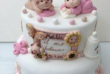 Miss Violet's Cake / Le torte prodotte nel laboratorio di Miss Violet