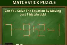 Math puzzlers