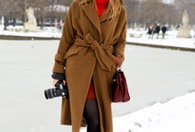 Camel coat inspiration
