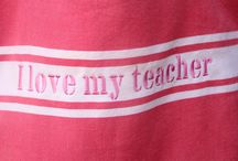 My teacher present