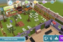 The Sims Free play ❤️