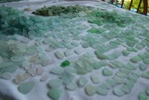 Our Sea Glass / Come inside the studio of By The Sea Jewelry for an inside look at our 28+ year sea glass collection from around the world.