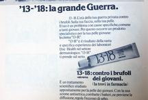 Italian 70's advertising