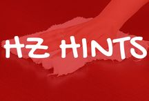 HZ Hints / Home Zone Furniture shares furniture care and cleaning tips.