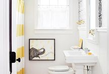 Master Bed/Bath REDO!!! Holla! / Keeping the bright blue walls..I think :)