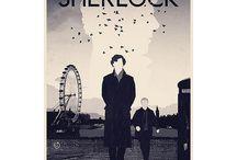 Sherlock Poster & Fanartikel
