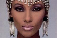 Iman / One of the legends of fashion industry