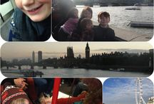 London with children