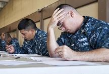 Reenlistments/Navy Exams