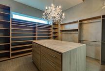 Closets, storage and shelving / Home organization: Closets, storage rooms, shelving