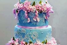 Little Nanny 90th Birthday Cake and Party Ideas
