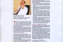 Le CNFDI dans la presse / Découvrez le CNFDI à travers les articles de presse et les reportages qui lui ont été consacrés.