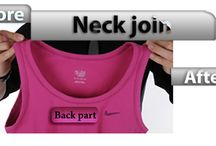 Neck join / Image manipulation