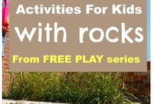 Kids: Nature / Outdoors / Fun kids can have outside in nature