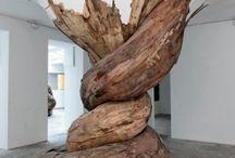 The glory of wood.