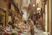 Mercados,mercadillos,ferias,zocos...