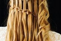 • hairs • / by Madeline McInturff