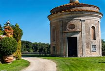 Architectural Details / An insight into the architecture of luxurious Italian villas