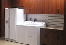 Pantry and Laundry Cabinets