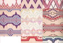 Monks Cloth Weaving / by Carolyn Weigel