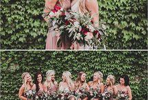Wedding Bridesmaids & Groomsman