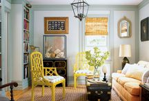 Dream Home- Living Rooms / by Valery