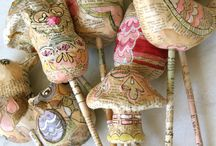 Papier mache  / by Judy Did It