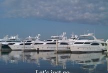 Boating Safety / Places to cruise and site see while cruising.