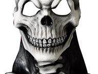 Halloween Costume Masks Idea