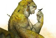 Книга для hudojka / Иллюстрации и иллюстраторы книг