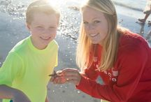 Sanibel Sea School / Both children and adults can learn about local wildlife when they attend the Sanibel Sea School. Students will have the opportunity to touch, feel, and interact with natural surroundings. www.sundialresort.com/play/resort-activities/