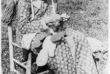 Sticka knit  / Vantar mittens sockor socks mössa hat sjal shawl / by carina jonsson