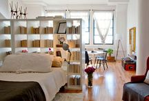 DECOR TIPS: SMALL SPACE LIVING / by Shirful |  Shiri (Gamon) Weinstein