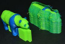 3D printing / CNC