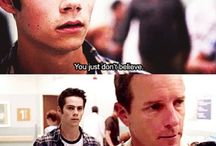 teen wolf / I'm 147 pounds of pale skin and fragile bones - Stiles