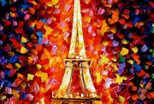 pinturas de París <3 <3